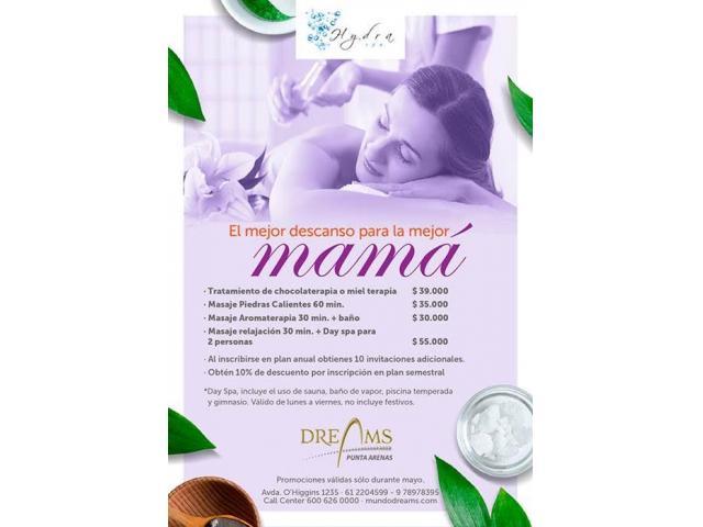 El Mejor Descanso Para La Mejor Mam En Hydra Spa